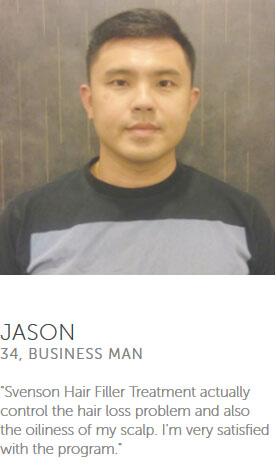 Testimonial from Jason