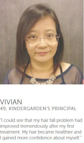 Testimonial from Vivian